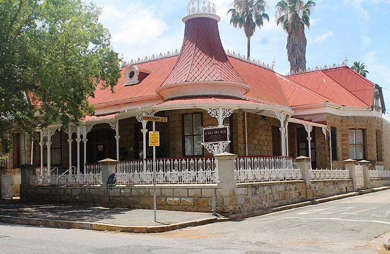 Le Roux Townhouse Oudtshoorn