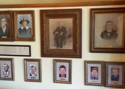 Spies Family History