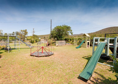 Playground at Oue Werf Country House Oudtshoorn